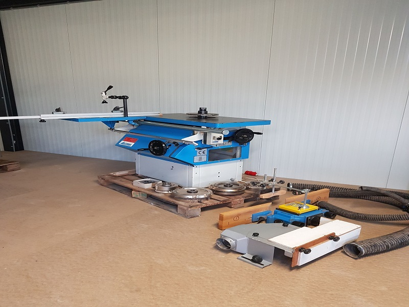 MIBO Machines – Woodworking